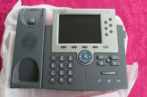 Cisco CP-7965G= Unified IP Phone Voip Telephone 7965