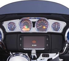 Harley Zierblende Cockpit Tacho E Electra Street Glide mit LED