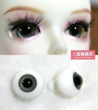 14mm  For BJD DOD AOD MK OK RD Doll Dollfie Glass Eyes Outfit grey A