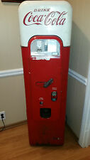 1950's Vendo 44 Coke Vending Machine