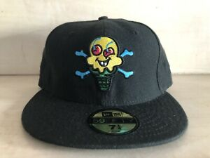 New Era x Icecream fitted cap. Size 7 and 1/4