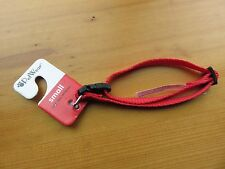 """PetWear Small Red Collar  3/8 in x 8-1/4"""" for small dogs (Pug, Boston Terrier)"""