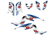 Yamaha Raptor 660 graphic decal kit stickers raptor660 peganitas Calcas racing