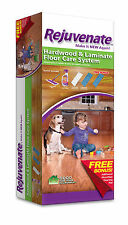 Rejuvenate Hardwood & Laminate Floor Care System Mop Kit