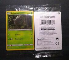 Carte Pokemon Bulbizarre/Bulbasaur Promotionelle du film Détective Pikachu SM198