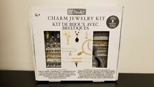 Make Market Charm Jewelry Kit Everything Included To Make 8 Jewelry Pieces New