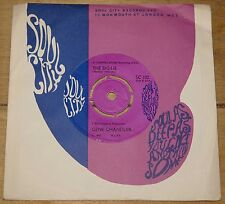 GENE CHANDLER ~ NOTHING CAN STOP ME b/w THE BIG LIE ~ UK SOUL CITY 1968