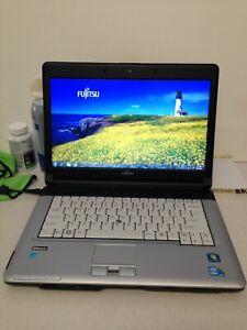 Fujitsu Lifebook S710 Core i5 4GB Ram 2.53GHz Laptop  TESTED
