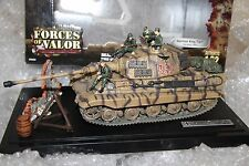 V RARE Version OOP 1/32 Forces of Valor KING TIGER '333' tank Germany 1944 MINT
