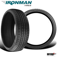 2 X New Ironman iMove Gen 2 AS 225/50R18 95W High Performance Touring Tire