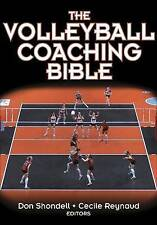 The Volleyball Coaching Bible (The Coaching Bible Series), , Very Good, Paperbac
