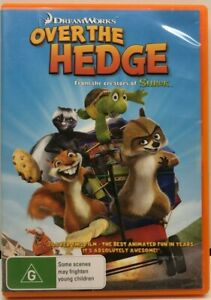 Over the Hedge - DVD - AusPost with Tracking