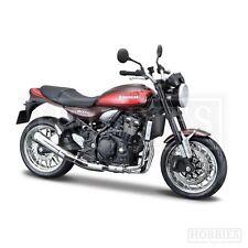 Kawasaki Z900rs 1 12 Scale Die-cast Model Toy Motorcycle Motorbike Maisto