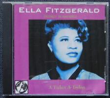 Ella Fitzgerald - A Tisket A Tasket - CD - Digitally Re-mastered