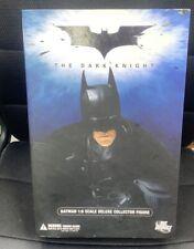 "DC DIRECT BATMAN THE DARK KNIGHT 13"" DELUXE COLLECTOR FIGURE 1/6 SCALE  NEW!!"