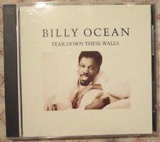 CD Billy Ocean - Tear down these walls (BMG 1988)