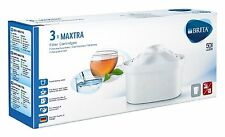 BRITA MAXTRA Water Filter Cartridges - Pack of 3