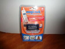 Original MagicJack USB PC to Phone Jack VOIP As Seen On TV Sealed 1st Year Free
