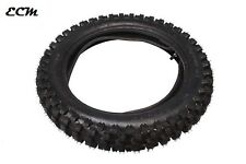"""17"""" 17 inch Stomp Front Pit Bike Tyre with Free Inner Tube wpb Demon X"""