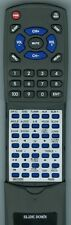 Replacement Remote for Philips 996500042550, MCD908, MCD908/37