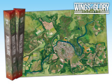AGSWGA502B Ares Games Wings of Glory: City Game Mat