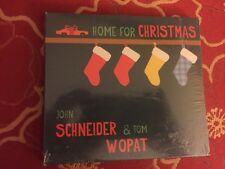 Home For Christmas Music CD John Schneider & Tom Wopat Dukes Of Hazard OOP New