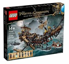 "Lego 71042 Disney Pirates of Caribbean Silent Mary ""BNIB"" Free Express Post!!!"