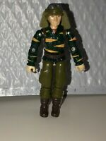 GI Joe Cobra Tiger Force Dusty 1988 ARAH Action Figure Vintage Broken Crotch