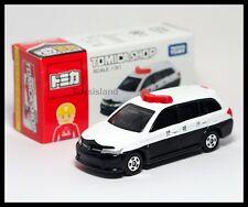 TOMICA SHOP 60 TOYOTA COROLLA FIELDER Police Patrol Car 1/61 TOMY DIECAST CAR