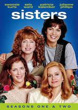 Sisters: Seasons One & Two Box set, Full Screen, NTSC, Mult