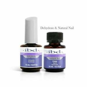 IBD- Natural Nail Primer + Dehydrate