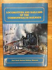 LOCOMOTIVES AND RAILCARS OF THE COMMONWEALTH RAILWAYS.Trains.Australia.Port Dock