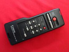 Canon WIRELESS CAM-CORDER REMOTE CONTROL MODEL:WL-400 EX/CON
