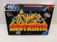 Star Wars Labyrinth von Ravensburger Legespiel Brett Kinder Gesellschafts