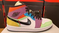 Nike Air Jordan 1 Multicolor Lightbulb UK 6.5 USA 8.5 EU 40 CW1140 100 Easter *