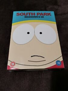 South Park: Seasons 6-10 DVD Box Set NEW