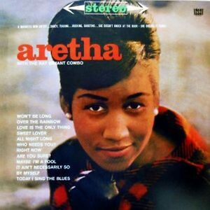 Aretha Franklin - Aretha With The Ray Bryant Combo - Ltd Vinyl LP