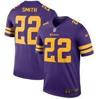 New Nike Minnesota Vikings Harrison Smith #22 Color Rush Legend Edition Jersey