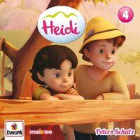 HEIDI - 04/PETERS SCHATZ (CGI)   CD NEW