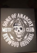 12 Sons of Anarchy Moto Club Cigarette  Cases New