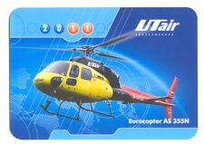UTAIR Aviation Russian Airlines Eurocopter AS 355N Pocket Calendar 2011