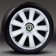 "4x14"" wheel trims, Hub Caps, Covers to fit Skoda FELICIA,OCTAVIA"