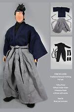 CC2078 1/6 Clothing-Samurai Miyamoto Musashi Set for HOT TOYS,ENTERBAY,PHICEN