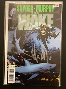 The Wake 2 Signed Sean Gordon Murphy High Grade Vertigo Comic CL63-64