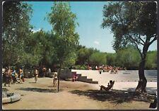 AA3771 Palinuro (SA) - Bar e Pista da Ballo del Camping Francese - Cartolina
