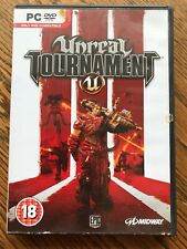 PC CD-ROM Unreal Tournament III Game