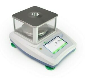 Tree TSC-123 Laboratory Balance Scale Milligram 120g x 0.001g Top Loader RS232C