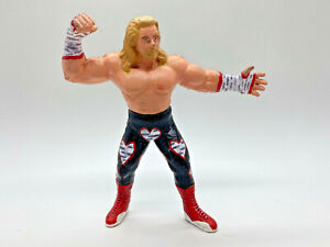 WWF WWE WCW AEW CUSTOM GALOOB SHAWN MICHAELS HBK WRESTLING ACTION FIGURE RETRO