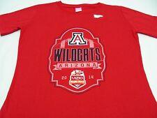Arizona Wildcats - Red - Lat Sportswear - Ladies Small Size T Shirt!