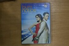 Burn Notice season 3 (4 disc set)  -   VGC Pre-owned (D46)